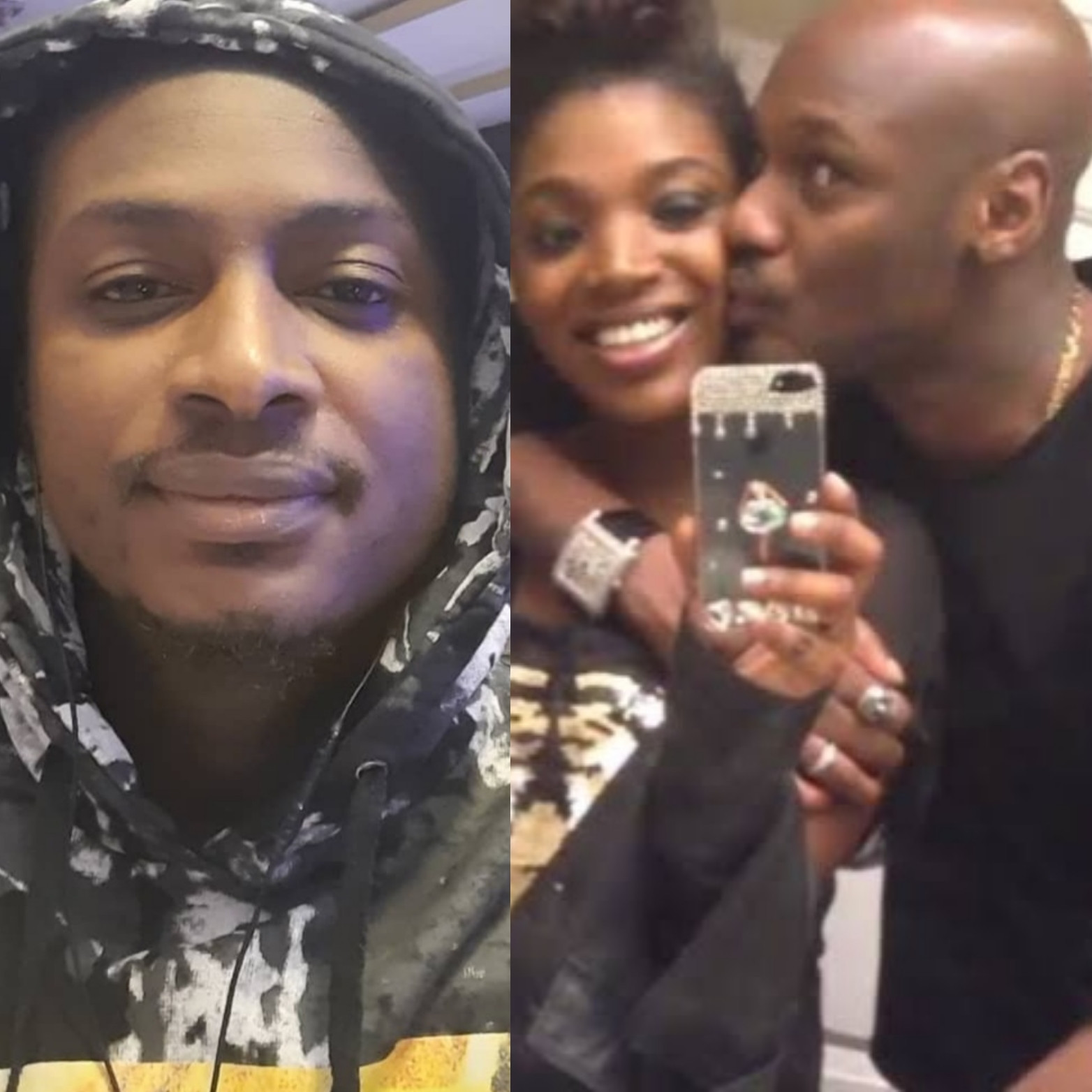 """61316b9f8ae2d - """"Inno is dying slowly"""" Tuface Idibia's brother, Charles, hits back at Annie Idibia then accuses her mother of being involvedin """"Juju"""""""