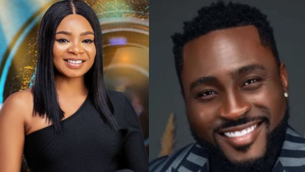 #BBNaija: Pere, Queen and Whitemoney fight over a pillow (video)