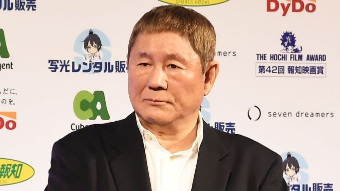 Filmmaker Takeshi Kitano attacked with pickax in Japan