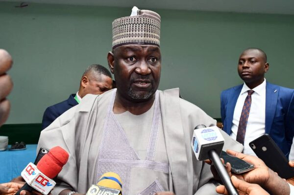 61370137ab6af - ''I'm not a magician''- New Minister of Power, Abubakar Aliyu, says as he assumes duty