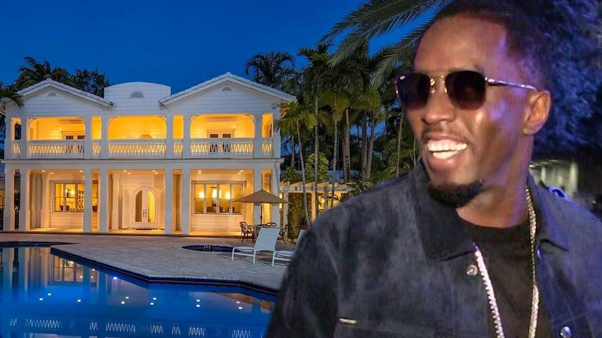 Diddy expands Star Island Empire, buys Gloria and Emilio Estefan?s pad (photos)