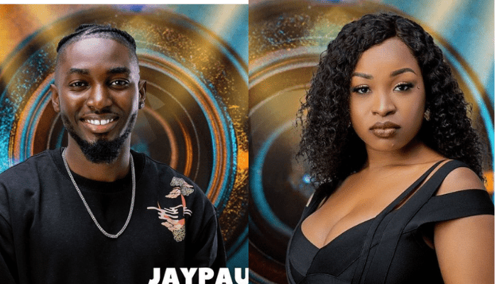 #BBNaija: Jackie B and JayPaul evicted from Big Brother house