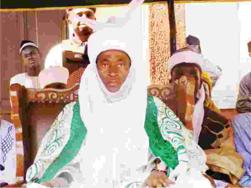Emir of Jama?a loses wife
