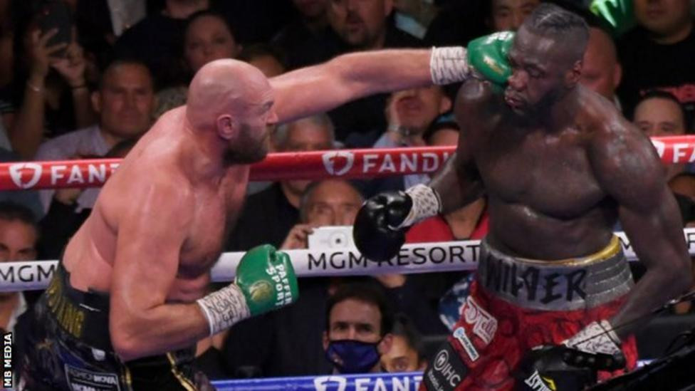Deontay Wilder will not retire after second loss to Tyson Fury, trainer Malik Scott says