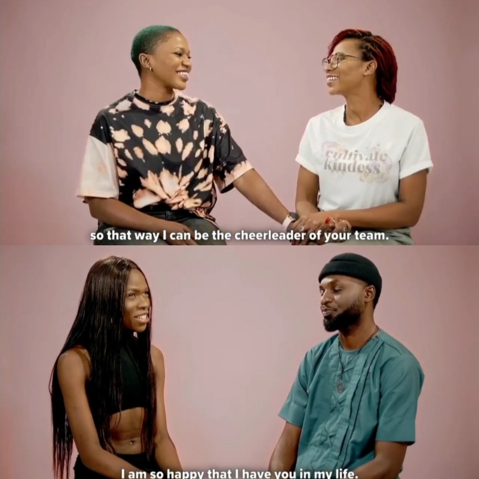 """6164b9f95d681 - """"I wish I had responded differently"""" Nse Ikpe-Etim speaks as her sister, Uyaiedu, and 2 other LGBTQ Nigerians share their coming out experience (video)"""