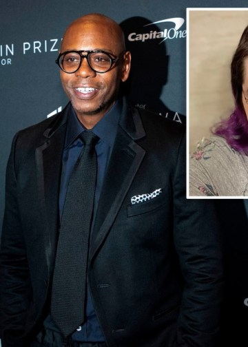 6165271088cba - Netflix trans employee who criticized Dave Chapelle suspended for crashing executive meeting