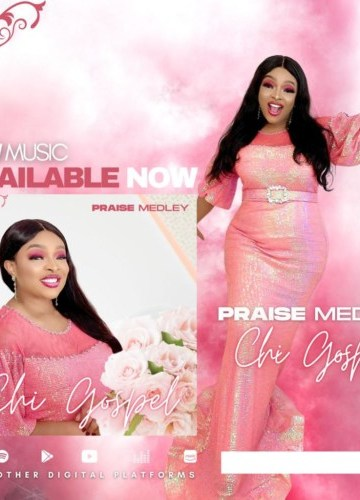 Chi Gospel Praise Medley Availabile - Now I understand why being a housewife is attractive to some people
