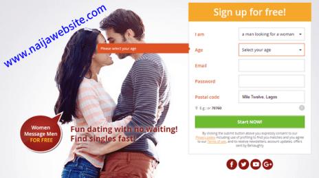 BeNaughty Sign Up - BeNaughty Login Account   BeNaughty Registration - Naija Website