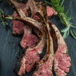 Smoked Lamb Chops or Lollipops