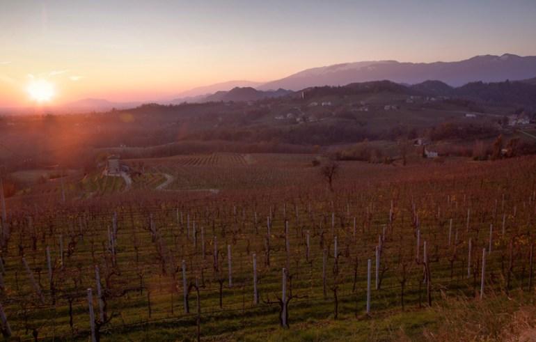 Conegliano Valdobbiadene wine region