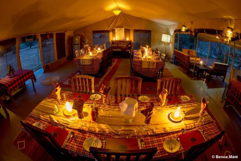 Kenya Glamping on African Safari