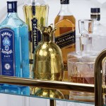 Everyone Needs A Stylish and Affordable Bar Cart