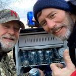 Fully-Stocked Beer Fridge 'From The Heavens' Found in Flooded Nebraska Field