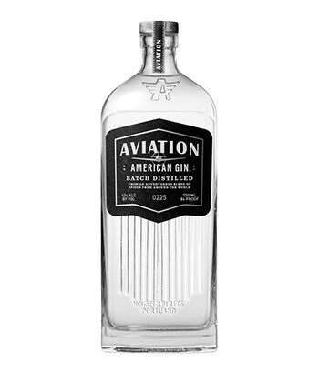 Aviation is one of the best gins for 2019