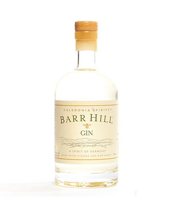 Barr Hill is one of the best gins for 2019