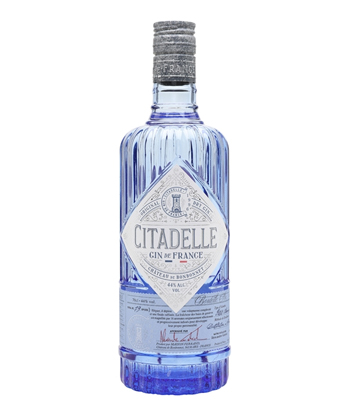 Citadelle is one of the best gins for 2019