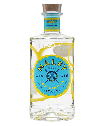 Malfy is one of the best gins for 2019