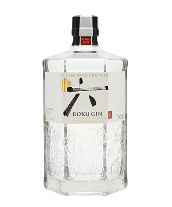 Roku is one of the best gins for 2019