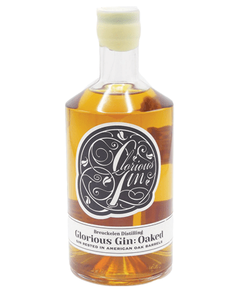 Breuckelen Distilling Company Glorious Gin: Oaked is one of the best barrel-aged gins