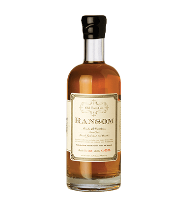 Ransom Spirits Old Tom Gin is one of the best barrel-aged gins