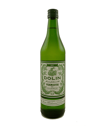 Dolin is one of the best vermouths for your Martini.
