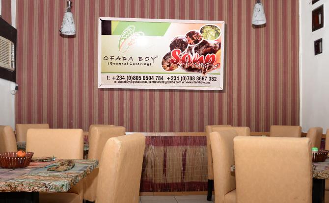 OfadaBoy's Soup Lounge