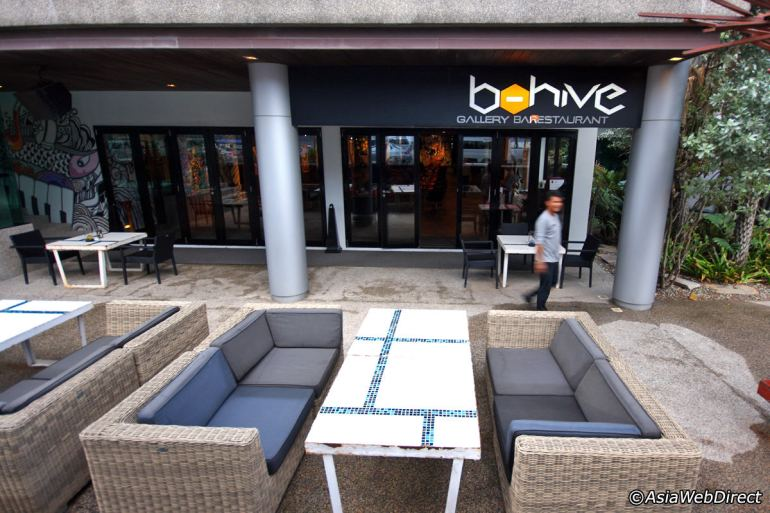 B Hive Restaurant