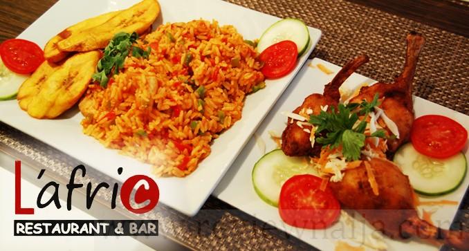 L`Afric Restaurant & Bar