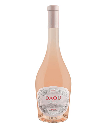 DAOU Vineyards Rosé 2019 is one of the top 25 rosés of 2020.