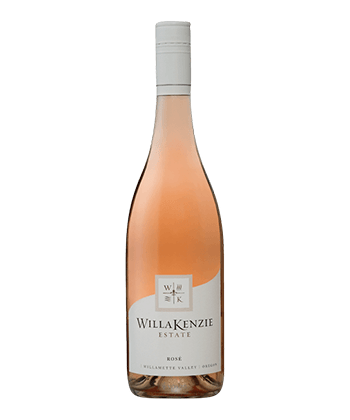 WillaKenzie Estate Rose is one of the top 25 rosés of 2020.
