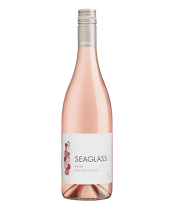 SeaGlass Rosé is one of the top 25 rosés of 2020.