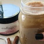 Cinnamon Vanilla Almond Milk Latte