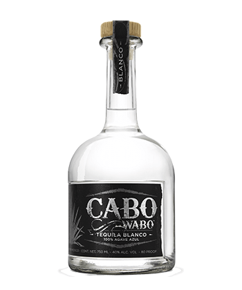 Cabo Wabo Blanco is one of the 30 best tequilas of 2020.