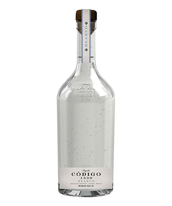 Codigo 1530 Blanco is one of the 30 best tequilas of 2020.