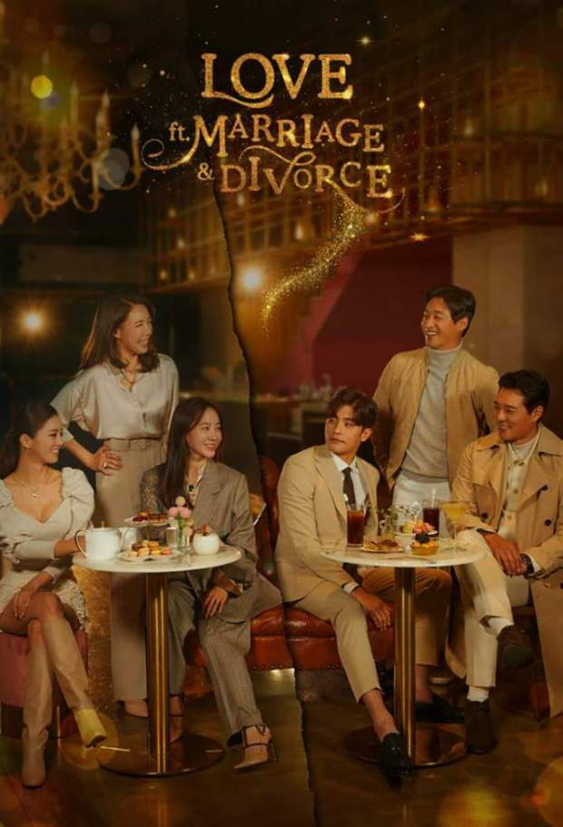 Love (ft. Marriage and Divorce) Season 1 Episode 11