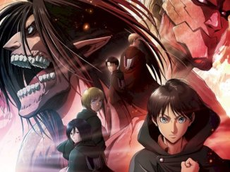 Attack on Titan: Chronicle – Japanese Movie