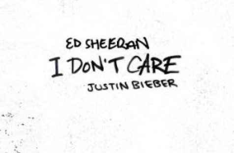 Ed Sheeran Ft. Justin Bieber – I Don't Care