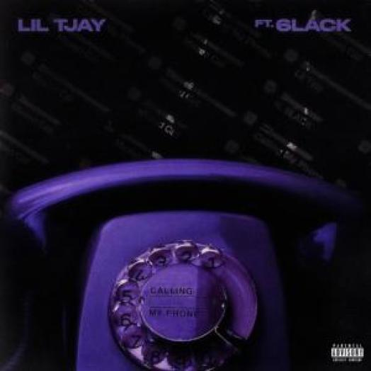 Lil Tjay ft. 6LACK – Calling My Phone