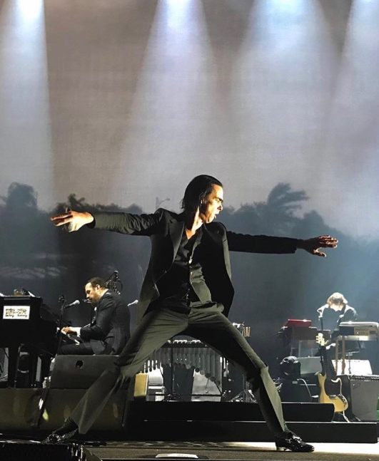 Nick Cave – Letter To Cynthia