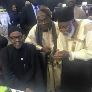 Buhari heeds the word of the elders Obasanjo and Abubakar.  Least said about their corruption, best mended