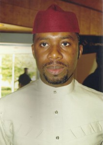 Nwosu: Groomed to succeed father-in-law