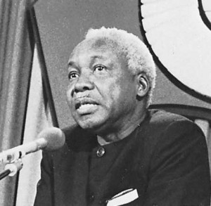 Nyerere: learn from The Teacher