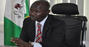 EFCC boss Ibrahim Magu - sitting on his backside waiting for evidence to land on his lap