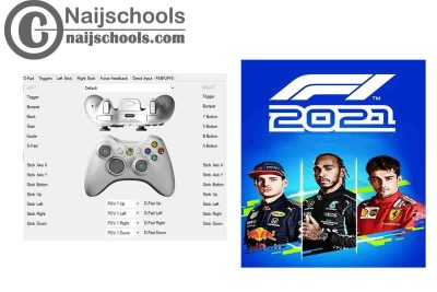 F1 2021 X360ce Settings for Any PC Gamepad Controller | TESTED & WORKING