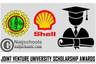 NNPC/SPDC Joint Venture University Scholarship Awards 2020/2021 for Nigerian Undergraduates | APPLY NOW