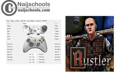 Rustler X360ce Settings for Any PC Gamepad Controller | TESTED & WORKING
