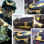 Lil win super rich. Here wild photos of the super cars he drives