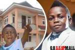 Photos+Video: Yaw Dabo Is Building A Massive House For His Mother-See her Mother Dancing With Joy