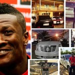 Photos Asamoah Gyan's millionaire lifestyle of luxurious cars and powerful mansions-All look like a tourist attraction