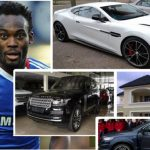 The Kind Of Luxurious Properties Owned By Football Star Michael Essien(Photos)